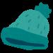 頭痛の予防にニット帽がとても良いですよ!